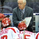 BU coach Jack Parker (Photo: College Hockey News)