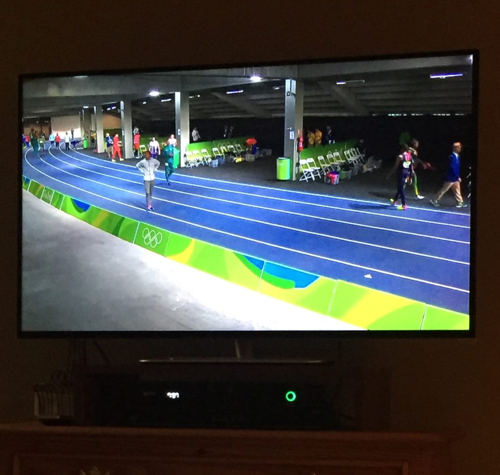 track and field cam